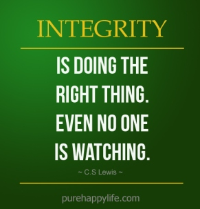 life-quote-integrity